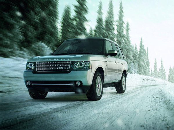 Westminster Special Edition - последний Range Rover
