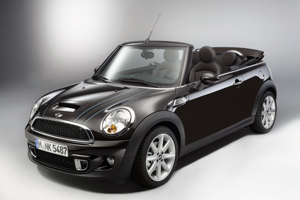 MINI Cooper Convertible Highgate Special Edition