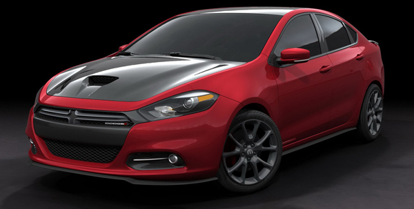 Dodge Dart GTS 210 Tribute от Mopar